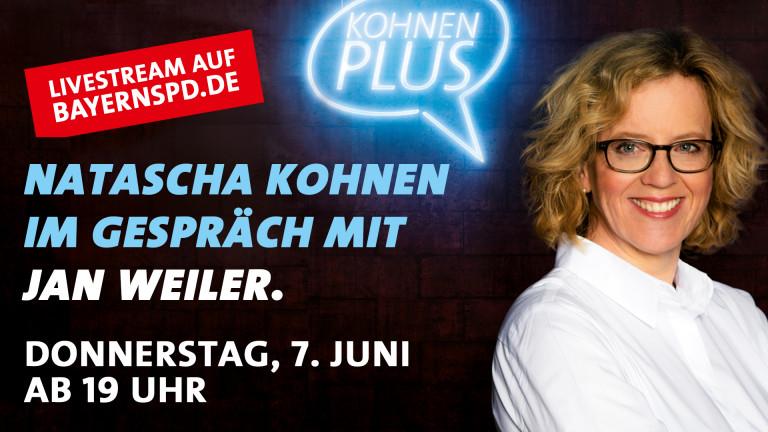 Newsletter 2018-06-06: KohnenPLUS mit Jan Weiler